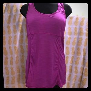 Purple HEAD Workout Tank Top